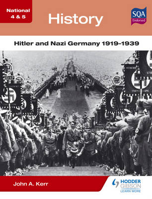 History: Hitler and Nazi Germany 1919-1939